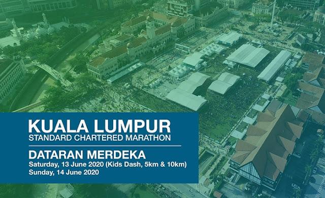 KLSCM 2020, KLSCM, KL Marathon, running, malaysia running event, Covid-19, Kuala Lumpur Standard Chartered Marathon 2020, Fitness