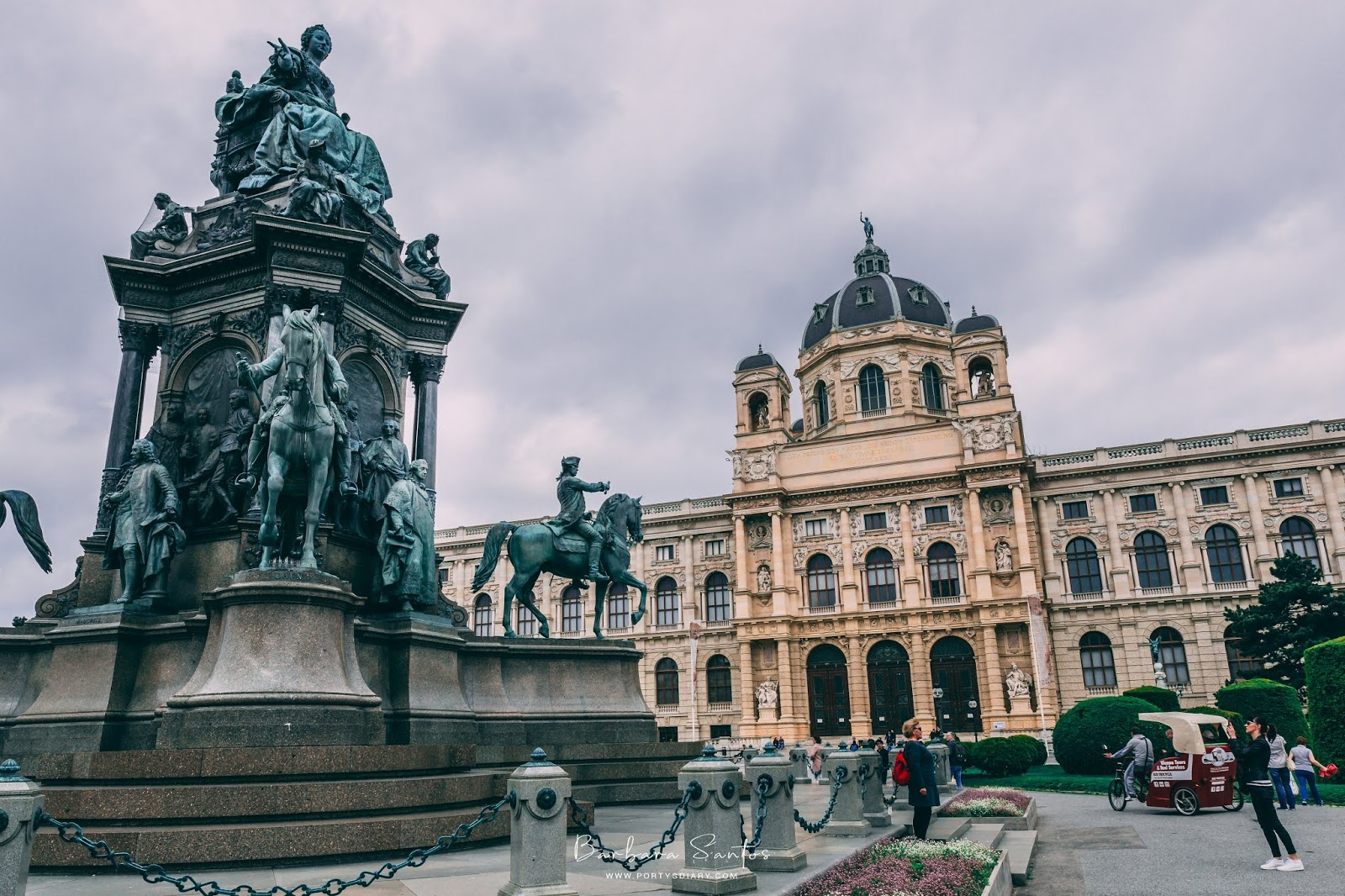Maria-Theresien-Platz and Museum of Natural History | Vienna - Travel