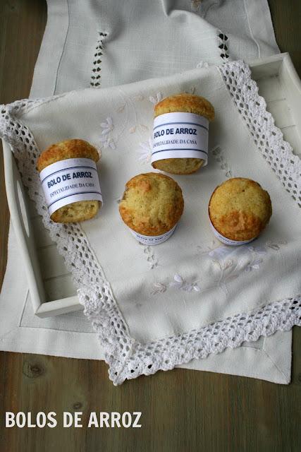 bolos de arroz,etiquetas bolos de arroz