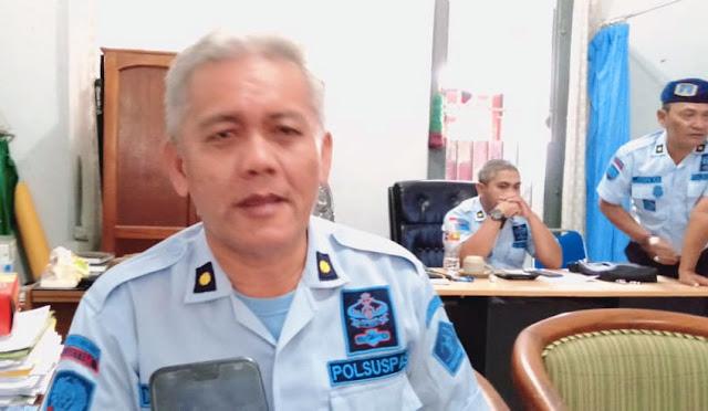 Kepala Seksi Pembinaan Anak Didik (KSPAD)  Lembaga Pemasyarakatan kelas IIB Lumajang, Martono