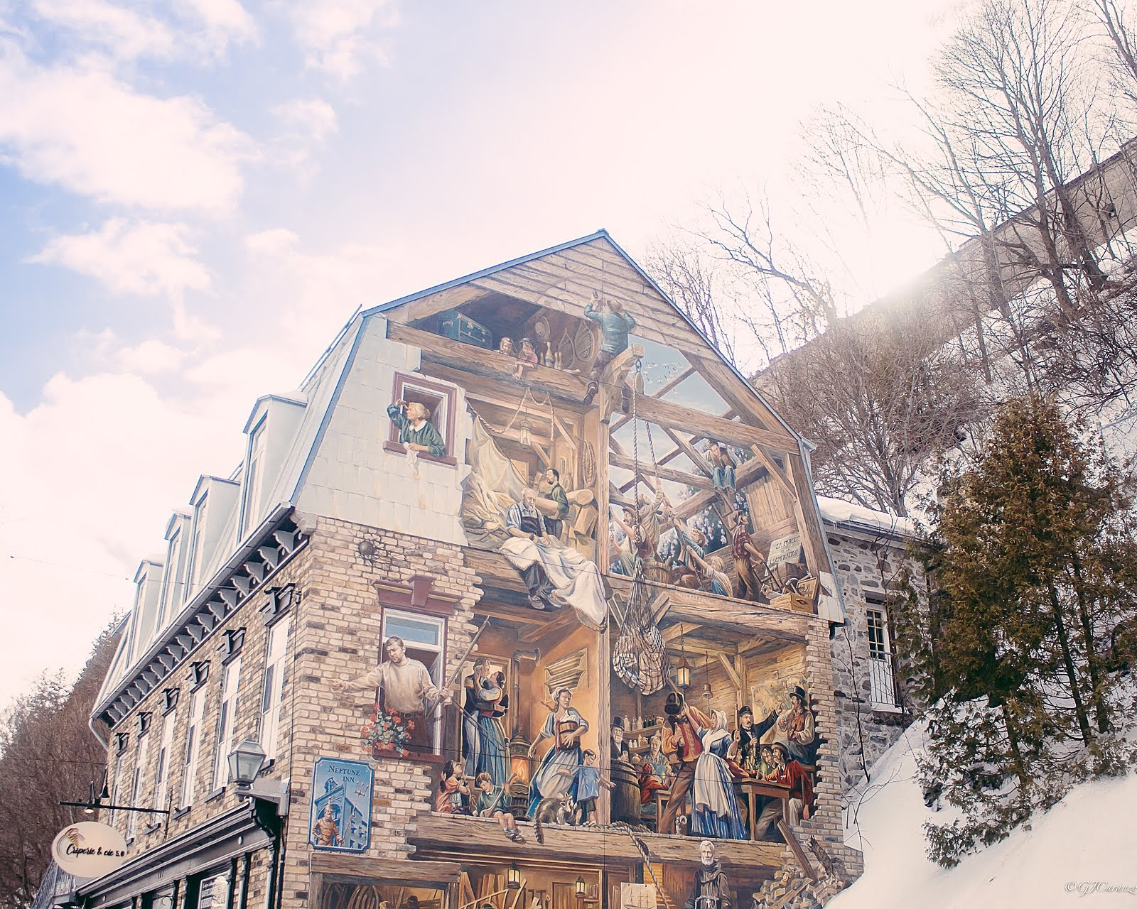 Petit Champlain: Things To Do in Old Quebec, Canada