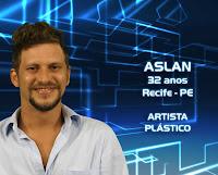 BBB13 Aslan Cabral pelado