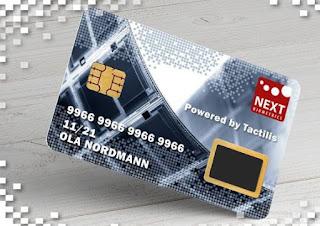 NEXT Biometrics Fingerprint Sensors Selected for Smart Card Pilots Dave Menzies Innovative Public Relations