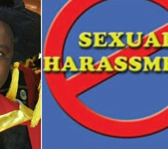 University of Port Harcourt Bans Hugging Involving Female Students and Lecturers #SexForGrades