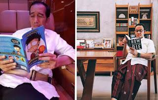 Anies Unggah Foto Sedang Membaca Buku 'Bagaimana Demokrasi Mati', Sindir Kondisi Saat Ini?