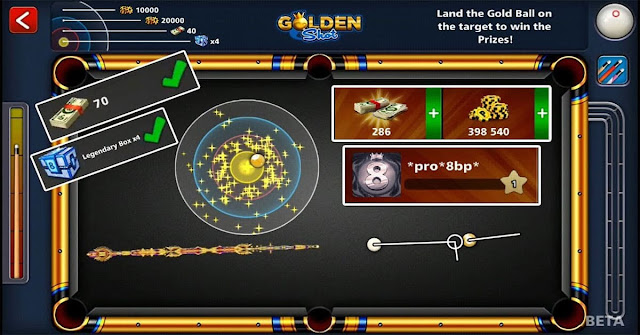 Golden Shot 8 ball pool Free