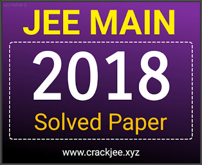 Download JEE Main 2018 Pdf