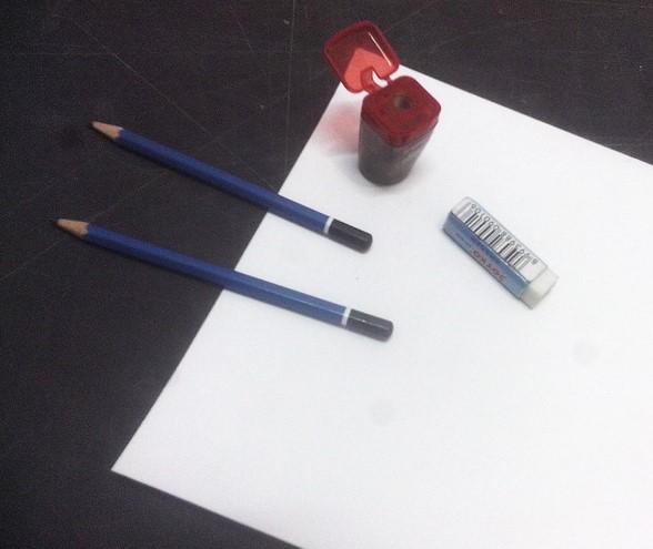 Cara Menggambar Sajadah yang Mudah