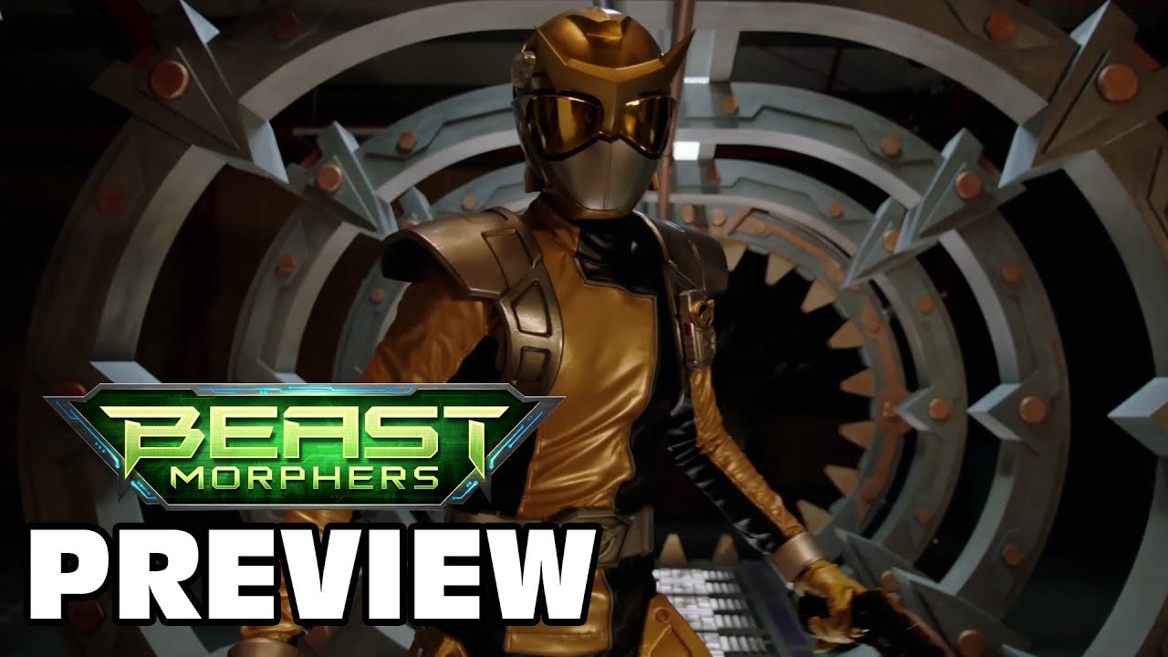 Power Rangers Beast Morphers Episode 08 Preview JEFusion