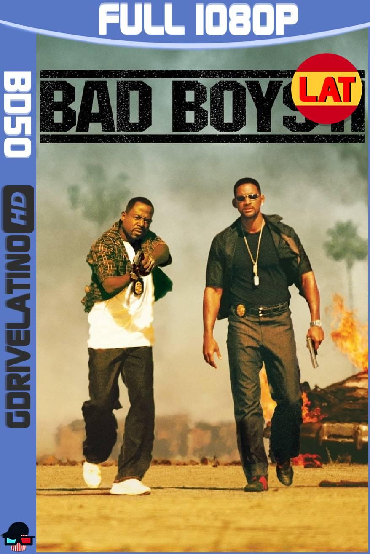 Bad Boys II (2003) BD50 1080p Latino-Ingles ISO