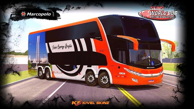G7 1800 DD 8X2 - VIAÇÃO VEB - VIAÇÃO EXPRESSO BRASÍLIA