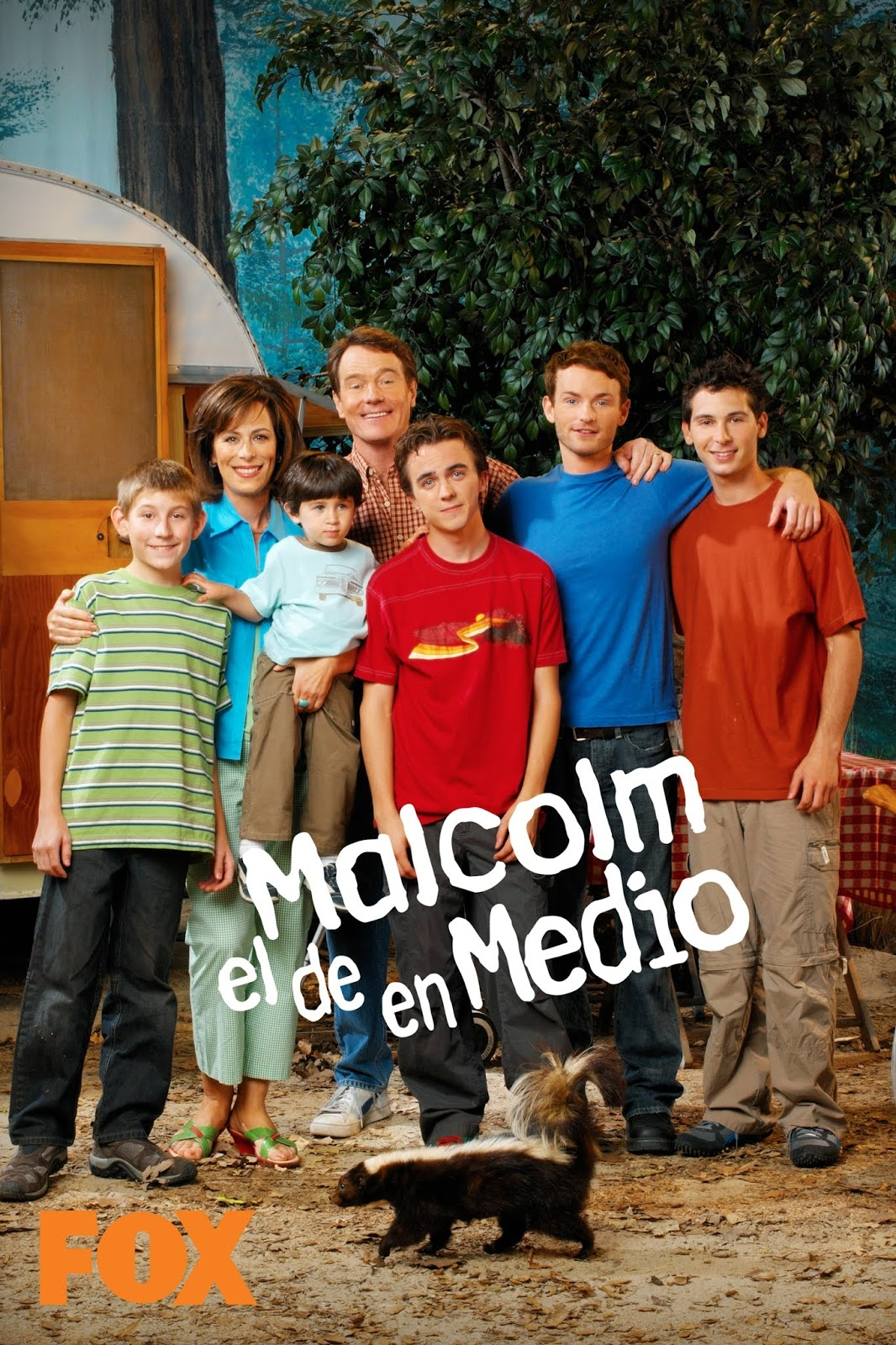 Malcolm in the Middle (2006) Temporada 7 AMZN WEB-DL 1080p latino