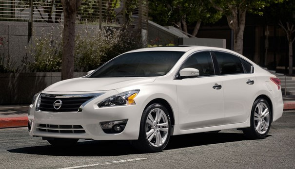 2015 Nissan Altima 3.5 SL Owners Manual