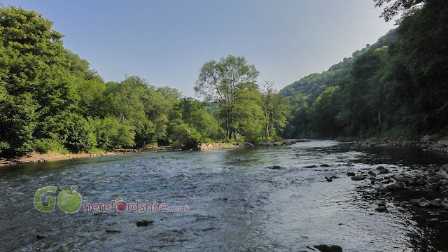 Symonds Yat Rapids