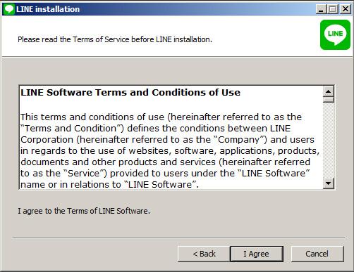 Hướng dẫn cách cài đặt LINE trên máy tính c