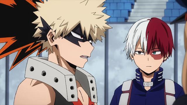 Boku no Hero Academia Season 4 Episode 17 Subtitle ...