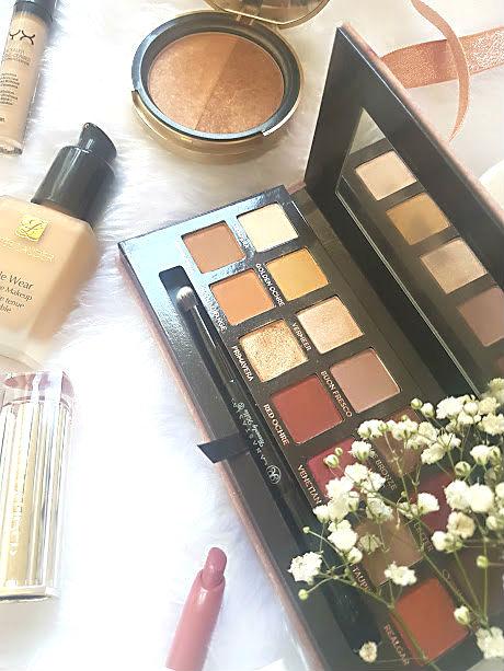 combination skin makeup