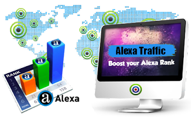 How do I improve the Alexa ranking for any website