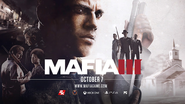 Mafia 3: Saving  Save Game Open 2 pistol with a silencer