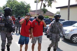 Dua Pelaku Curanmor Berhasil Diamankan Saat Razia Lantas
