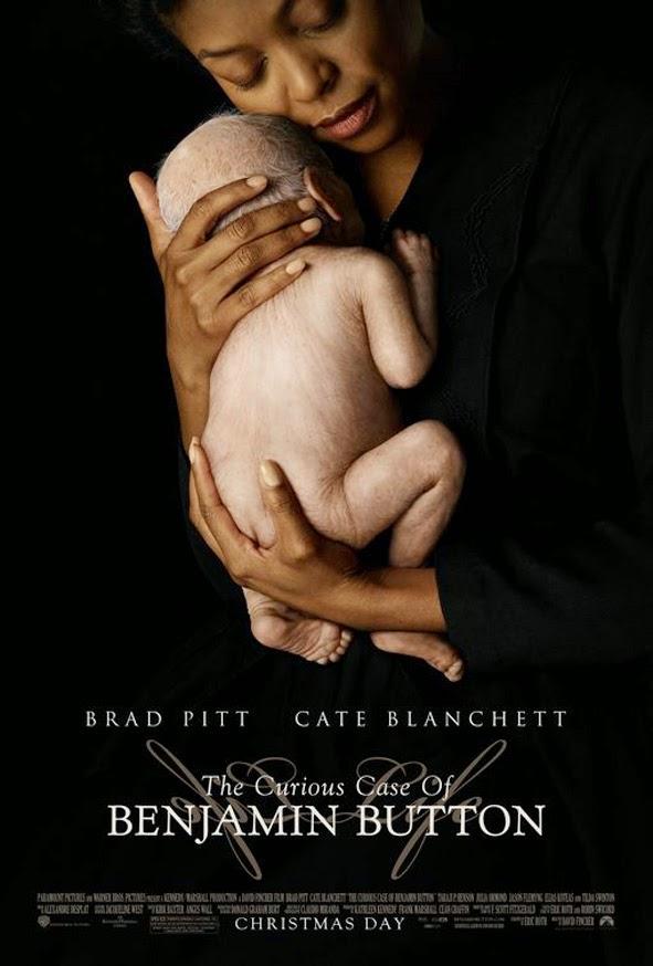 The Curious Case of Benjamin Button - Dziwny Przypadek Benjamina Buttona - 2008