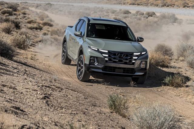 2022 Hyundai Santa Cruz Review
