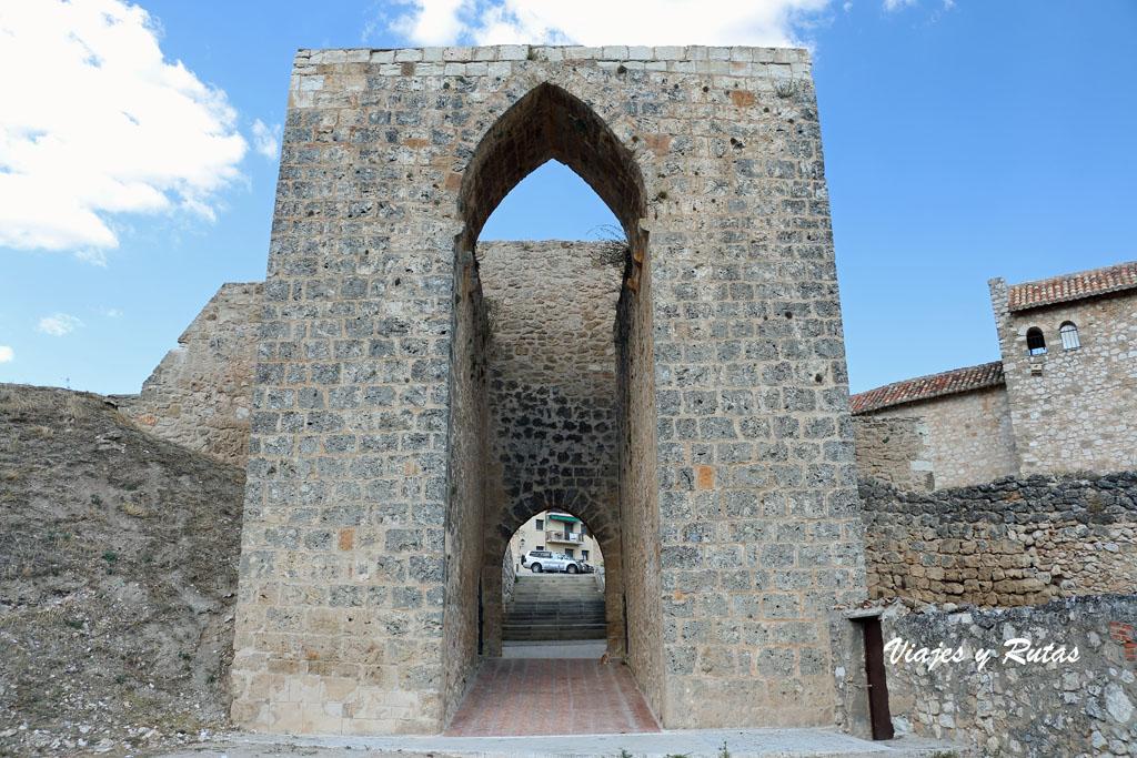 Puerta de Cozagon, Brihuega