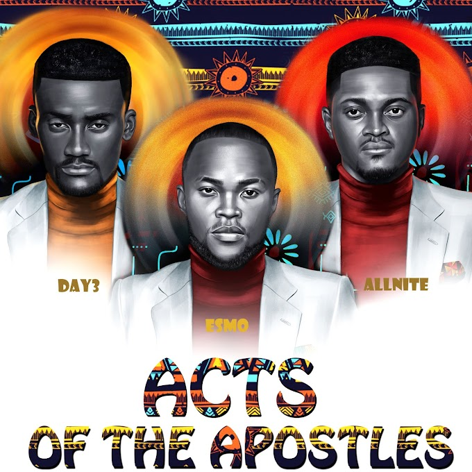 Album: Alnite, Esmo & Day3 - Acts of the Apostles