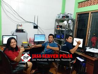 Server Pulsa Murah di Semarang