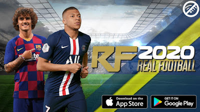 Real Football 2020 Mod Season 2019/2020