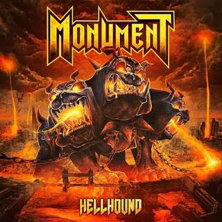 """Το lyric video των Monument για το """"Attila"""" από το album """"Hellhound"""""""