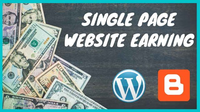 How to Make (Singe Page Blogger Website) In Tamil