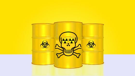 Urânio, radioatividade, câncer