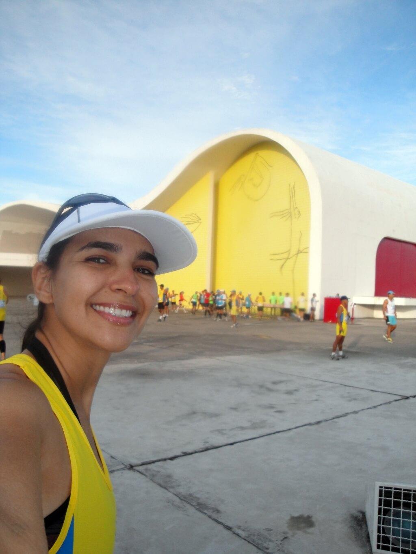 Caminho Niemeyer Corrida da Ponte