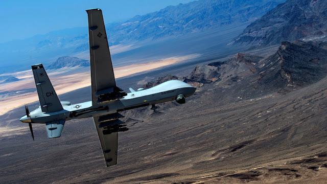 """Militares de EE.UU. definen el derribo de su dron como """"un ataque no provocado"""" de Irán"""