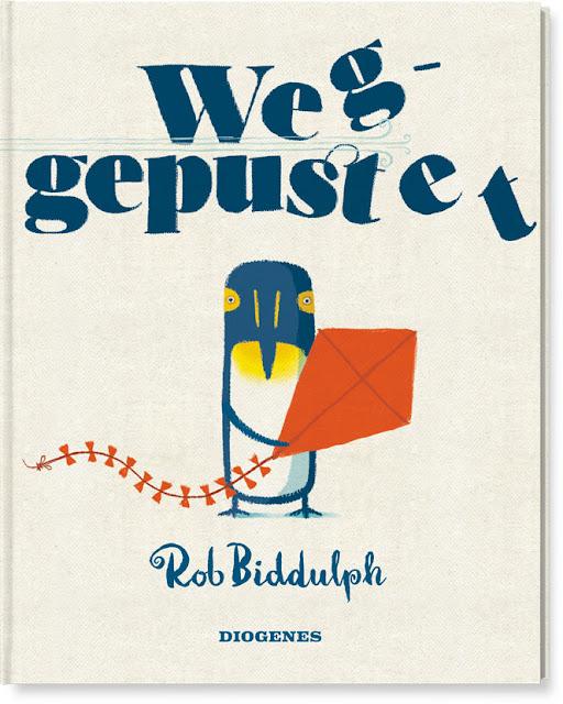 """Das Bücherboot: Kinderbücher vom Drachen steigen lassen (+ Verlosung). Ein ganz besonderes Bilderbuch ist """"Weggepustet"""" von Rob Biddulph."""