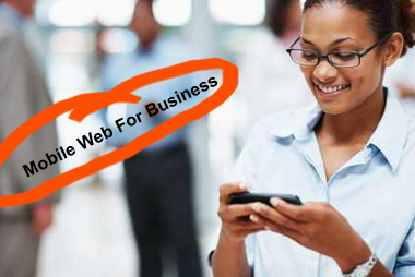 Mobile website benefits