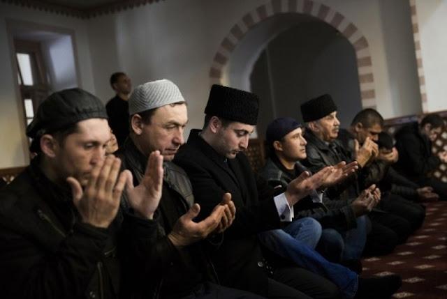Sejak Merdeka, Populasi Muslim di Ukraina Terus Berkembang
