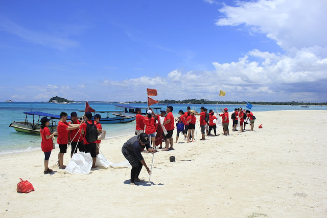 Outing 2D1N Granit Geotrek Belitung