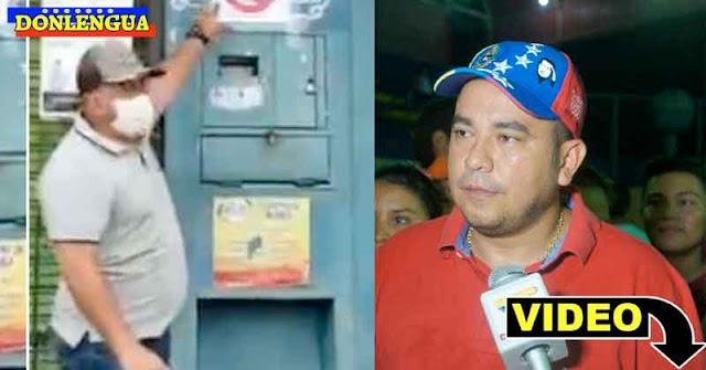 Ni en la Alemania Nazi hicieron lo que hizo este alcalde chavista en Venezuela
