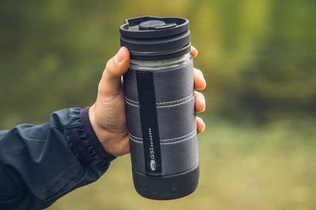 Gear of the Week #GOTW KW 38  Kaffee für unterwegs  GSI Outdoors  Ultralight Javadrip  Commuter Java Press  Infinity Backpacker Mug 05