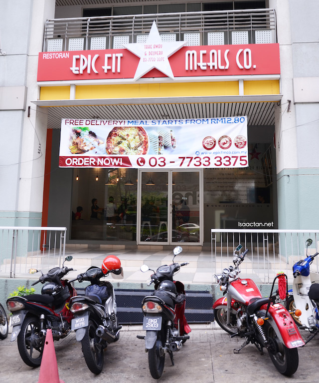 Epic Fit Meals Co. @ Metropolitan Square, Damansara Perdana