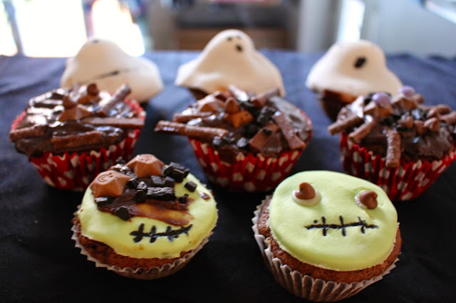 spooky halloween cakes for kids