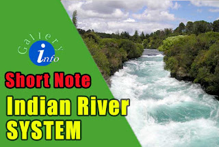 River system of India
