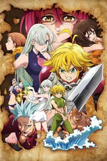 Anime Nanatsu no Taizai 3 Legendado