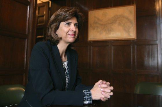 Reabrir los acuerdos es decisión de las Farc: canciller María Ángela Holguín