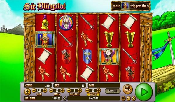 Main Gratis Slot Indonesia - Sir Blingalot Habanero