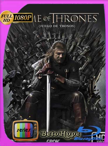 Game of Thrones (Juego de Tronos) Temporada 1-2-3-4-5-6-7-8 HD [1080p] Latino [GoogleDrive]