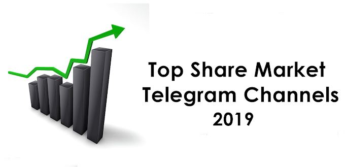 Top Share Market Telegram Channels And Groups 2019