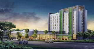 Akomodasi Hotel Terpercaya Kyriad Pesonna Semarang